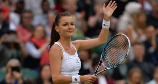 Radwanska avanza con paso firme a segunda ronda