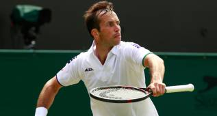 Stepanek, Venus Williams y Paes, 'abuelos' de Wimbledon