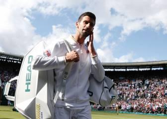 Djokovic deja Río en el aire: