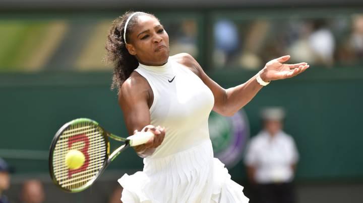 Serena gana en su victoria número 300 en el Grand Slam