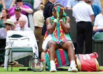 El robo de toallas, nuevo problema en Wimbledon
