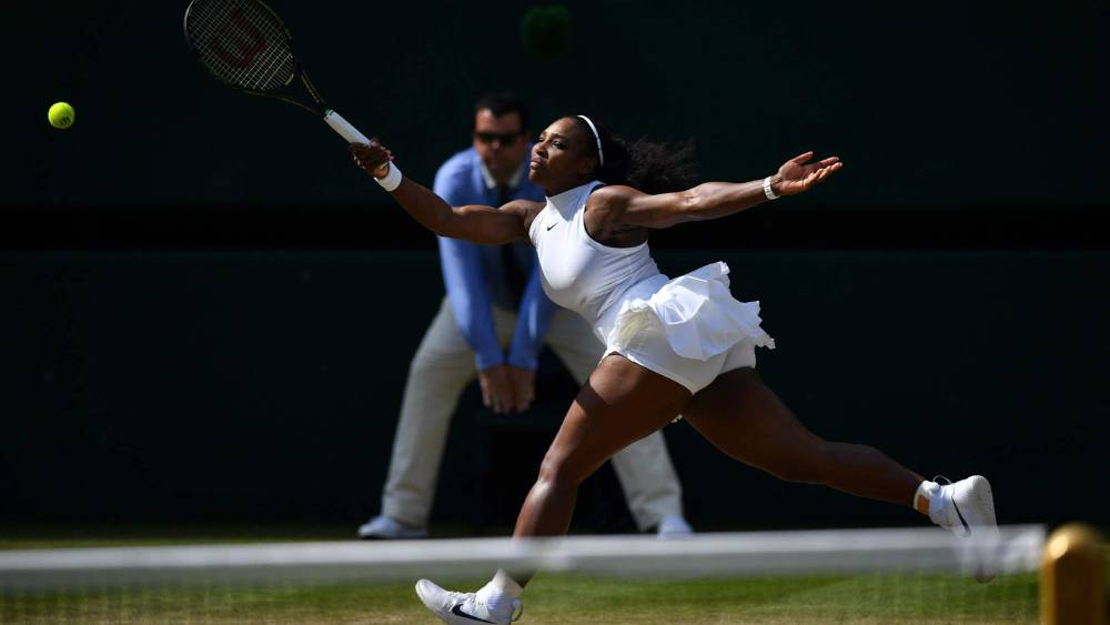Serena Williams avanza a las semifinales de Wimbledon
