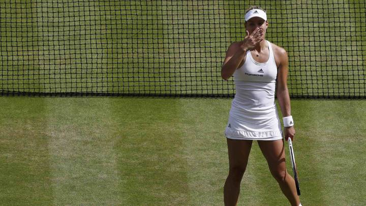 Kerber se verá con Serena, que quiere la revancha de Australia