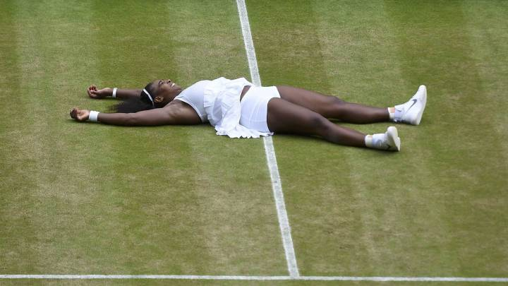 Serena Williams: séptimo título de Wimbledon y 22º Grand Slam