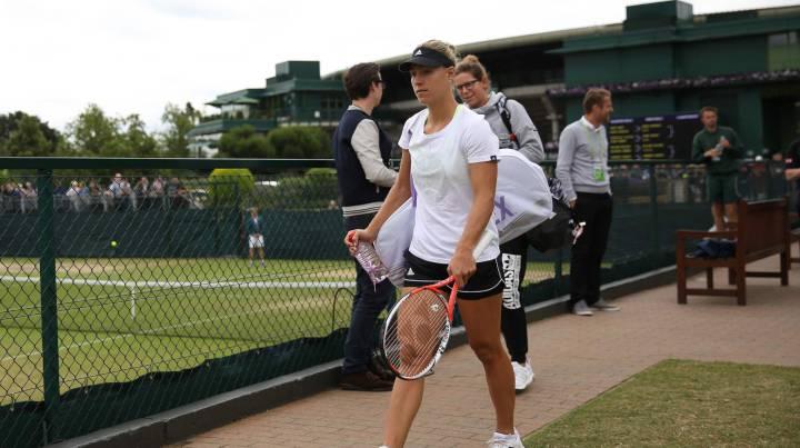 Kerber se alza ante Serena: \