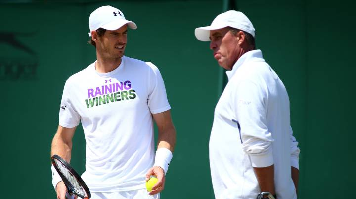Ivan Lendl agrega a Tony Roche para asesorar a Andy Murray