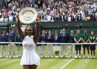 Serena Williams: \