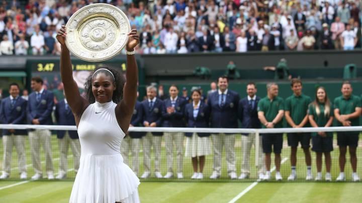 """Serena Williams: """"La solución es no matar a más negros"""""""