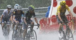 La novena etapa del Tour de Francia en imágenes