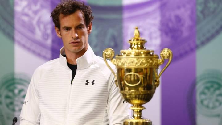 Murray deja caer que no irá a la eliminatoria de la Copa Davis