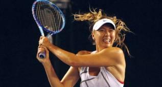 Maria Sharapova no estará en los Juegos de Río 2016