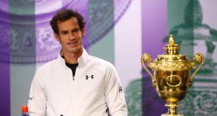 Andy Murray recorta puntos a Djokovic y Nadal sigue cuarto
