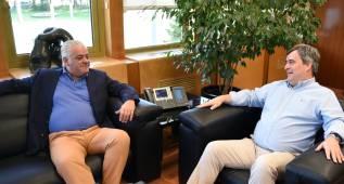 """Fernández-Ladreda: """"El tenis español se merece éxitos"""""""