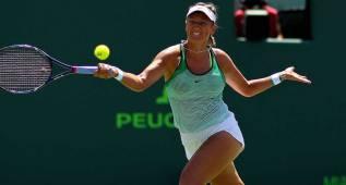 Azarenka, embarazada, no volverá a jugar hasta 2017
