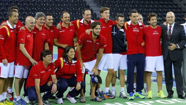 España, a un paso de volver al Grupo Mundial