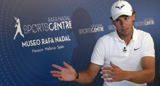 Nadal duda jugar el individual de Río, según Ser Mallorca
