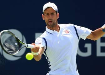 Djokovic supera su estreno ante Muller y avanza a octavos