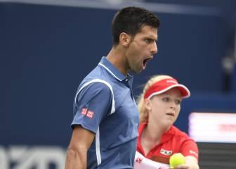 Djokovic vence a Nishikori y logra su 30º Masters 1.000