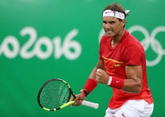 Nadal se mantiene en el quinto puesto del ranking de la ATP