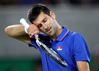 Novak Djokovic será baja en el Masters 1.000 de Cincinnati
