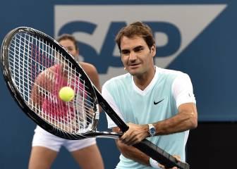 Federer es el quinto exnúmero uno que llega a los 35 años
