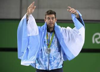 Del Potro estará en el US Open tras recibir una invitación