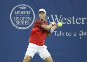 Tomas Berdych, baja en el US Open por apendicitis