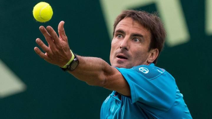 """Robredo no llega al US Open, pero está """"muy cerca"""" de volver"""