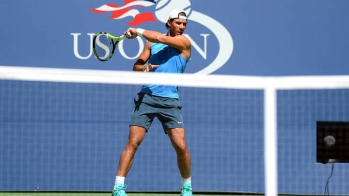 Rafa Nadal defenderá en Nueva York su puesto en el Masters