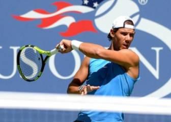 Nadal defenderá en Nueva York su puesto en el Masters