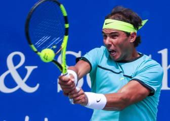 Nadal debuta ante Istomin; Djokovic, posible rival en semis