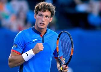 Carreño gana su primer título ATP a costa de Bautista