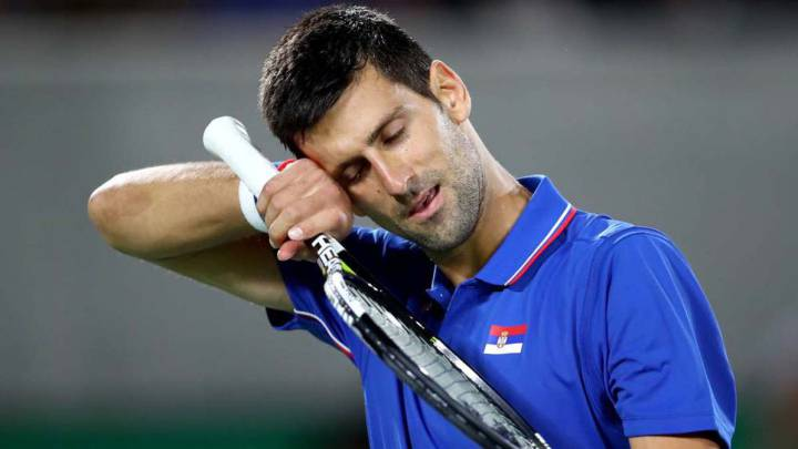 "Djokovic: ""La derrota en Wimbledon me hizo reflexionar"""