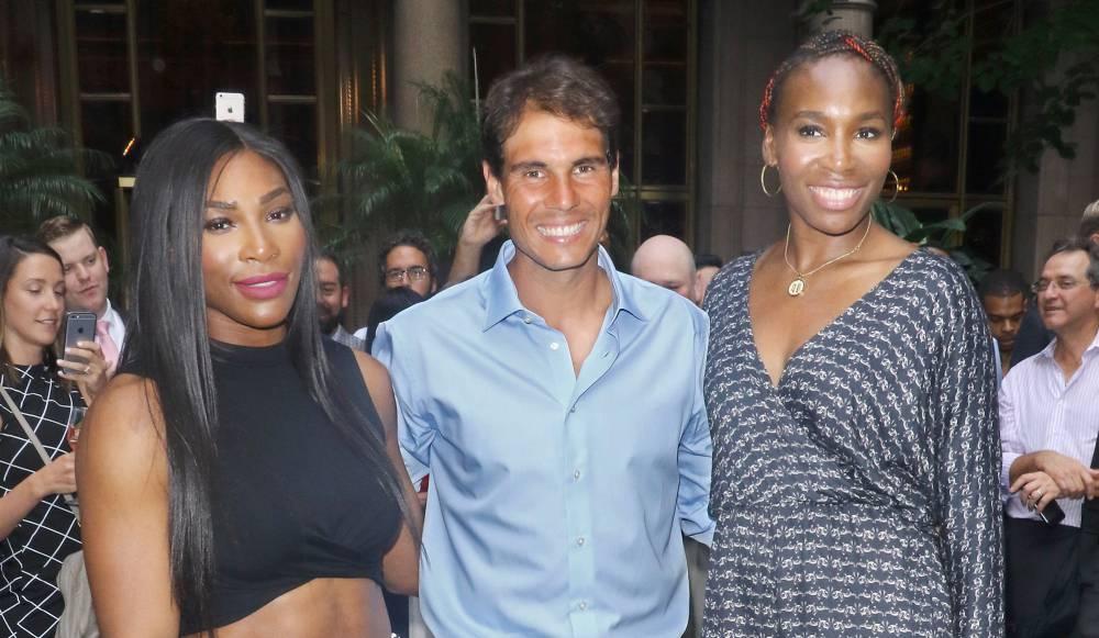 Nadal debuta ganando — Abierto de EEUU