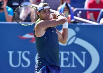 Rafa Nadal abre hoy el US Open con la vitamina de Río