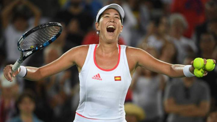 Muguruza tiene opciones de ser número uno WTA en el US Open
