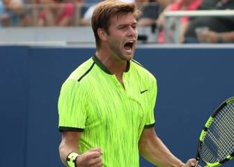Raonic: finalista de Wimbledon cae en segunda ronda