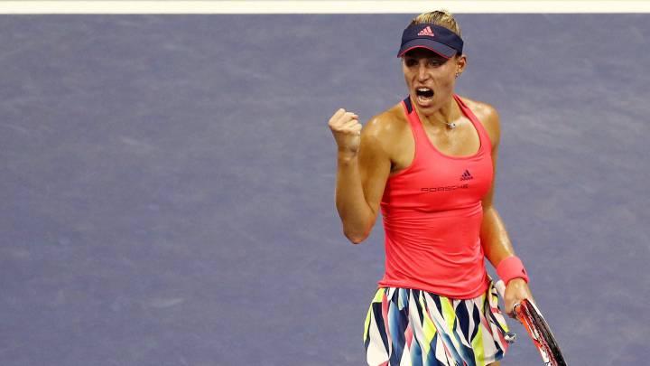 Kerber vence a Wozniacki, destrona a Sere y jugará la final