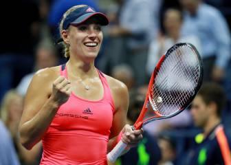 Kerber asaltó la cima de Serena y va a por otro grande