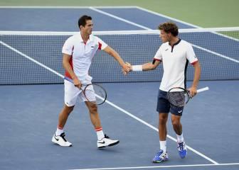 Carreño y García-López, de cero victorias a la final del US Open