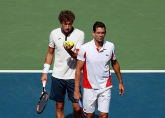 Carreño y García-López no pudieron con Murray-Soares