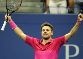Wawrinka se impone a Djokovic en la Final US Open 2016