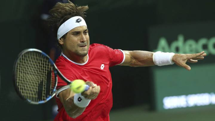 Ferrer deja a España a un punto del retorno al Grupo Mundial
