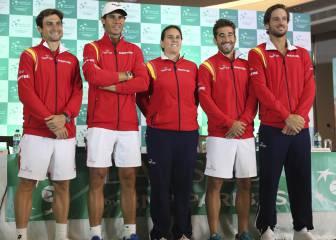 España 2 - 0 India: Feliciano y Ferrer ganan con facilidad