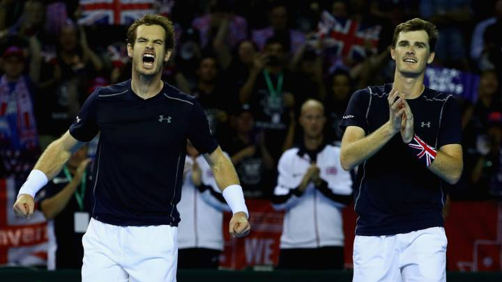 Los Murray ganan y recortan distancias con Argentina