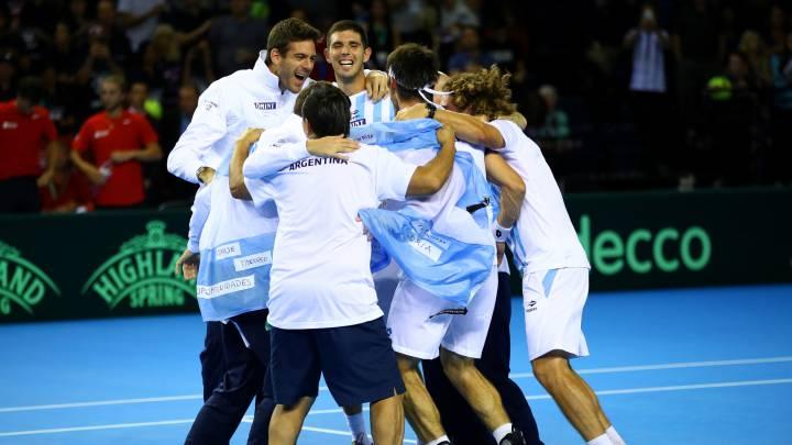 Argentina da la sorpresa y se enfrentará a Croacia en la final