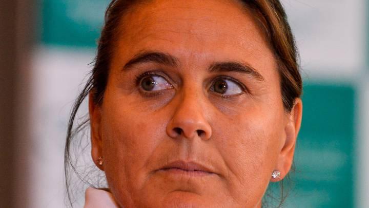 Conchita Martínez: \