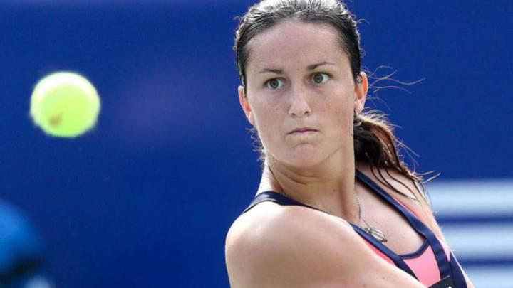 Lara Arruabarrena vence a Rus y ya está en octavos de final