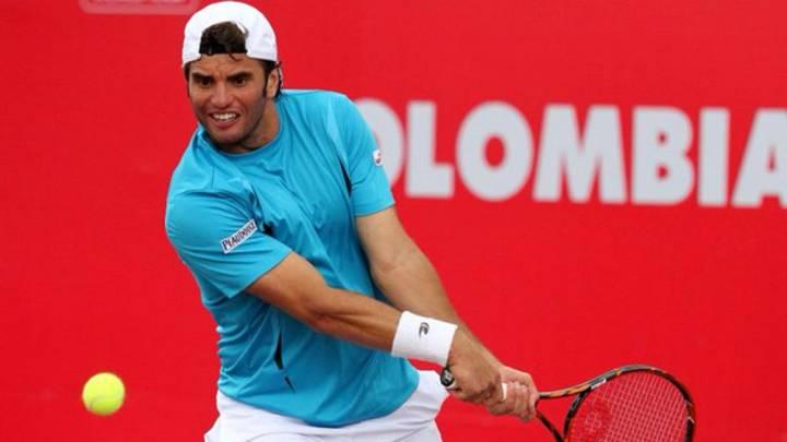 Un tenista tunecino rompe el boicot y se mide a un israelí