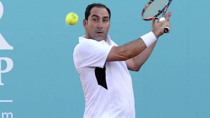 Costa, campeón en la Senior Masters Cup ante McEnroe